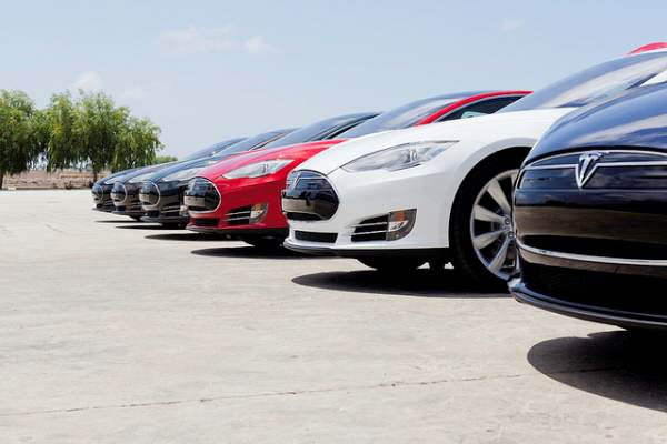 Tesla Model S buyback