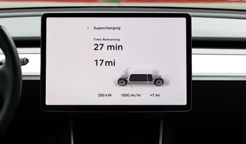 tesla-mode-3-supercharger