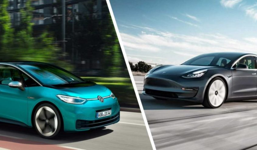 tesla-model3-vs-vw-id3