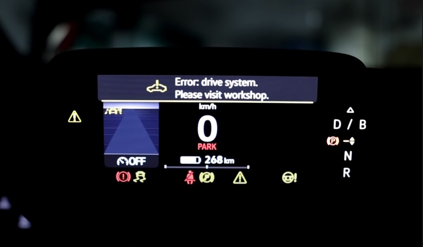 vw-id3-error-message