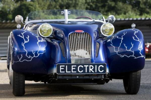 Burton Electric Roadster