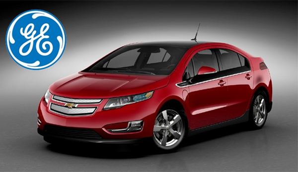 General Electric Volt тур