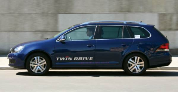 VW Golf Variant twinDRIVE тестове