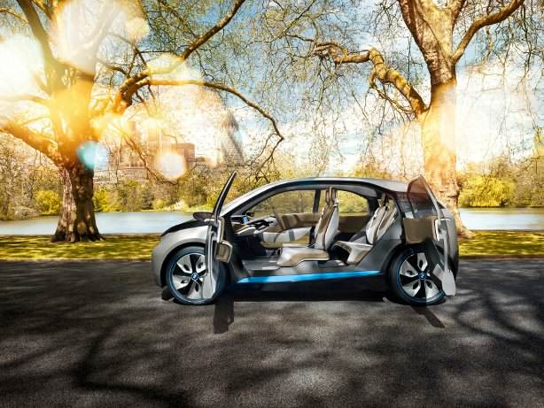 bmw i3 onbnoven interior-2