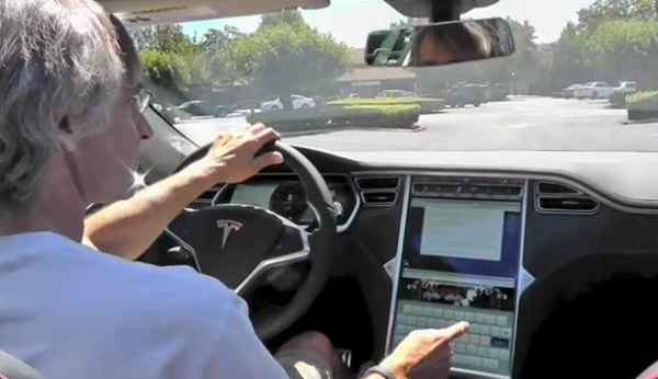 tesla model s test drive othmer