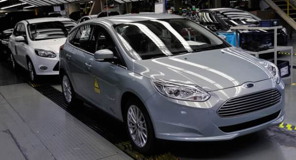Ford Focus Electric veche se pravi i v Germania